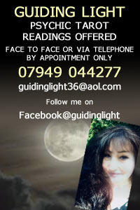 Guiding Light Psychic Tarot Readings
