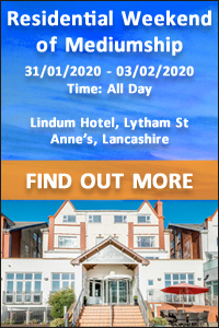 Residential Weekend of Mediumship