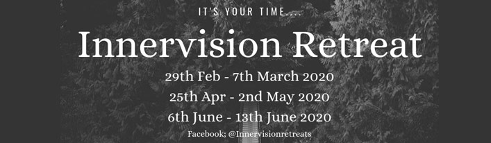 The inner vision self development retreat 2020