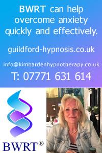 Kim Barden Hypnotherapy BWRT