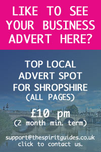 Shropshire Business Advert - Local Top
