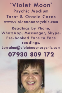 Lorrain Violet Moon