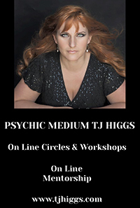 TJ Higgs - Psychic Medium